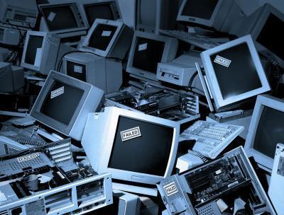 Cómo reciclar las viejas computadoras en Connecticut