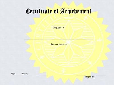 Como hacer un Certificado de Libre Premio