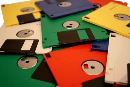 La capacidad de un disquete 3.5