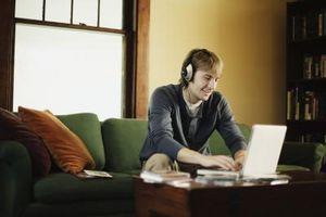 ¿Cómo puedo descargar archivos de música desde Internet?