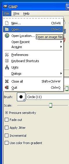 Cómo hacer un GIF