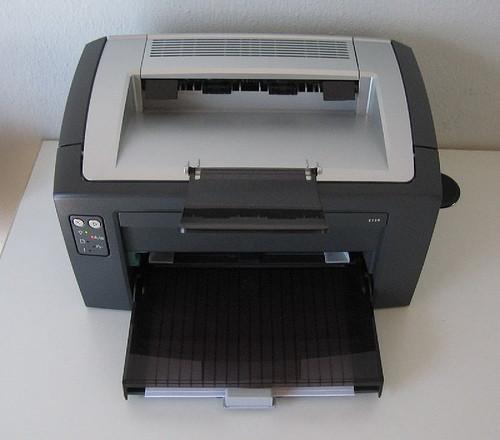 Características de las impresoras láser