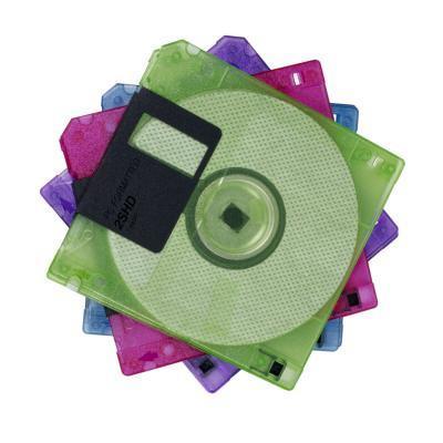 Cómo destruir los disquetes