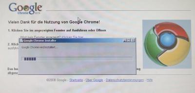 Configuración de proxy para Google Chrome