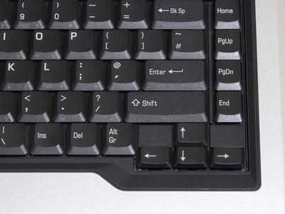 Las instrucciones sobre cómo cambiar un teclado portátil Dell
