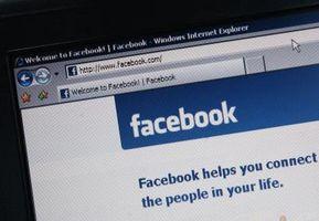 Cómo hacer que una forma de corazón en Facebook