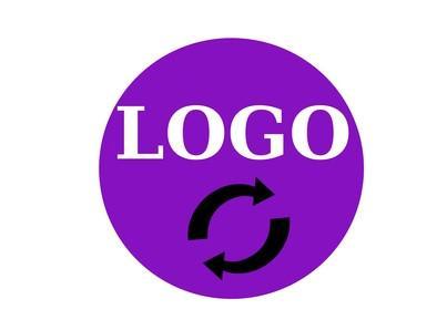 Cómo hacer redondeadas Logos