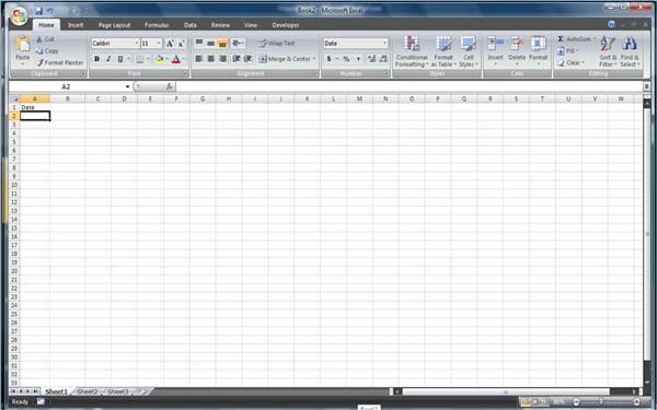 Cómo hacer una hoja de cálculo de 30 días - Seabrookewindows.com