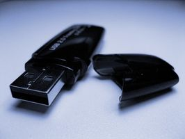 Cómo borrar Credant software de mi Flash Drive