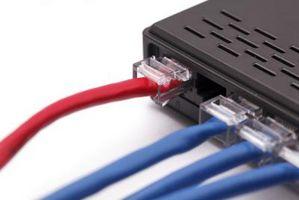 Diferencia entre LAN y WAN inalámbricas Routers