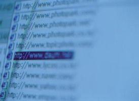 Cómo eliminar las URL de IE almacenados