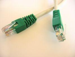 Cómo conectar dos cables Ethernet