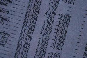 Cómo configurar una hoja de cálculo en Excel Contabilidad