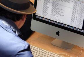 Cómo cambiar una contraseña iMac Forgotten