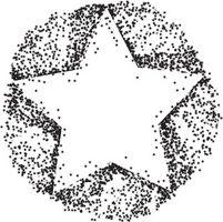 Cómo dibujar una estrella de cinco puntas Usando lenguaje Python