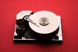 El cambio de formato de bajo nivel de discos duros