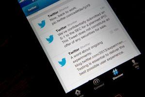 Diferencia entre Twitter y Facebook