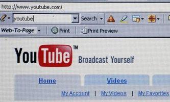 Cómo subir archivos MOV en YouTube