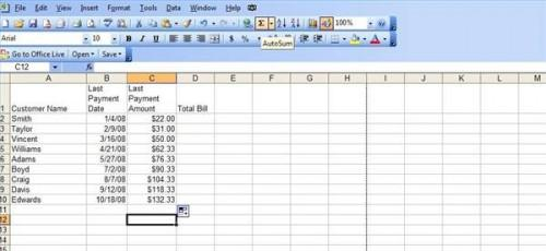 Cómo hacer una hoja de cálculo en Office