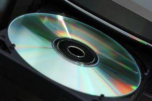 Cómo copiar un DVD a un archivo AVI Con Nero