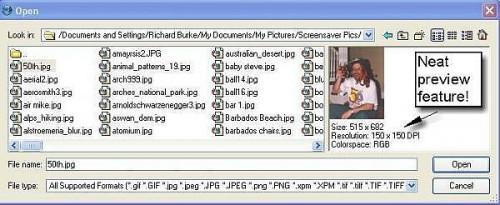Cómo hacer un documento de una página con Scribus Página Software de maquillaje