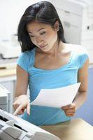 Cómo localizar los números de fax
