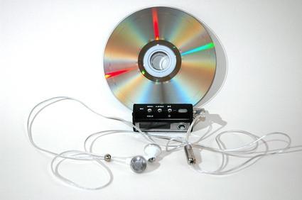 Leyes para la descarga de canciones