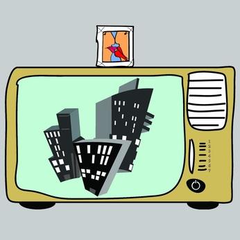Cómo utilizar un análogo de la TV como un monitor con un Mac modulador RF