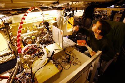 Cuál es el propósito del Espectrómetro de Masas?
