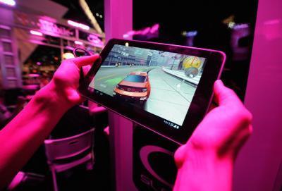 Los avances en la tecnología para el iPad y el Kindle