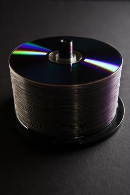 Cómo utilizar un disco DVD-RW como Escribir Volumen