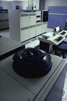 Dispositivos de almacenamiento antes del uso de los disquetes