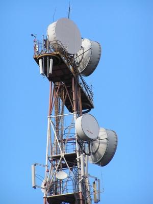 Cómo hacer una selección de frecuencia de radio para la comunicación de microondas