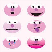 Cómo hacer grande Emoticon animación