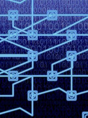 ¿Qué es una red de ordenadores cliente-servidor?