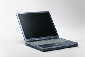 Cómo desactivar el panel táctil en una Dell Latitude D600