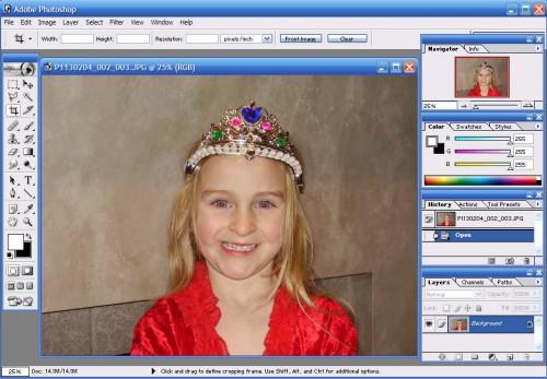 Cómo editar una foto con Adobe Photoshop