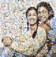 Cómo hacer collages amigo en Facebook