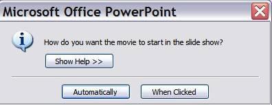 Cómo hacer una presentación de Power Point con video y canciones