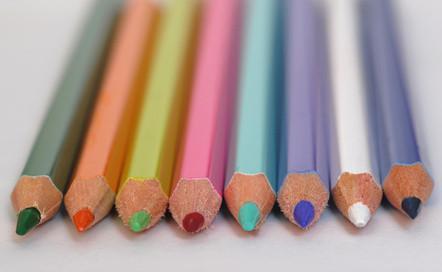 Cómo hacer un dibujo de lápiz de color con Photoshop
