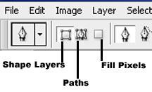 Cómo utilizar la herramienta Pluma en Photoshop CS3