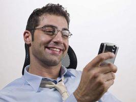 Cómo enviar a un Verizon teléfono a través de correo electrónico