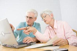Las computadoras y los ancianos