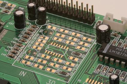Las ventajas de usar transistores
