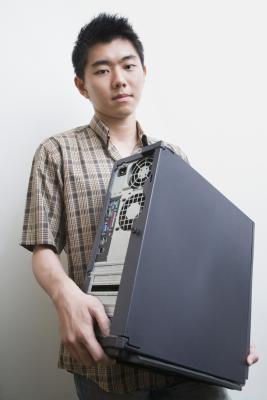 Paso a paso llegar construcción ordenador
