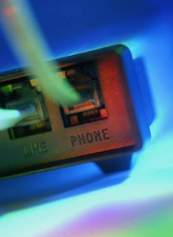 Cómo mejorar el acceso telefónico Velocidad del módem