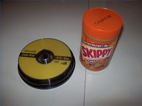 Remedios caseros para DVDs rayados