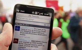 Cómo enviar mensajes con un directo en Twitter