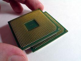 Cómo actualizar la CPU para un Dell Inspiron 8200