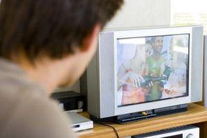 Cómo mostrar un ordenador conectado en red a la TV